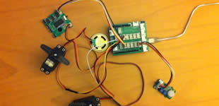 The SM-1 Project Part 1: Playing around the Seeeduino board @seeedstudio #arduino
