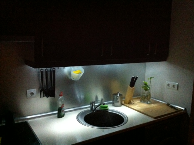 Diy Tutorial Home Made Led Lighting For The Kitchen Arduino Arts