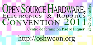 #iot: (Video)Talking about the M2M and the Internet of things on Madrid´s OSHWCon