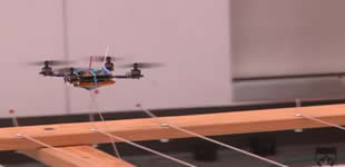 News: #Robot #Quadrocopters Perform #JamesBond Theme #arduino #iot
