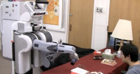 News: Mind reader robot? of Future vision?