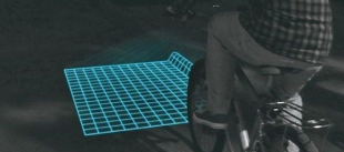 News: Lumigrids bike light system.