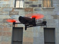 On Make: The new Parrot drone - The Bebop!