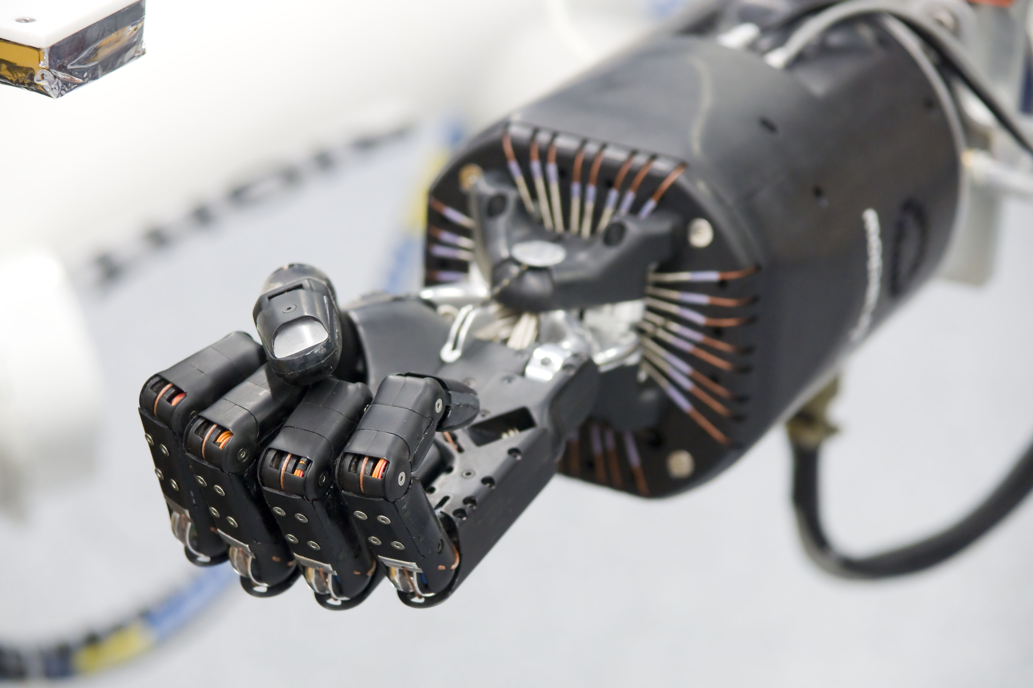 On Youtube A Collection Of Home Made Robot Arms Arduino Arts
