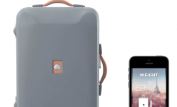 News: Pluggage, the connected luggage!